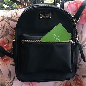 New Kate Spade Wilson Road Small backpack